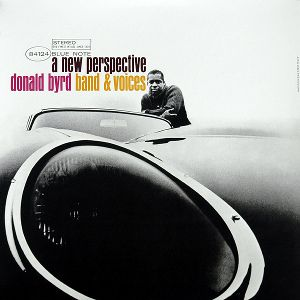 BYRD DONALD - A New Perspective LP Blue Note