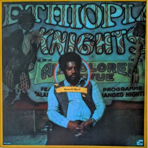 BYRD DONALD - Ethiopian Knights LP  Blue Note 80 Vinyl Reissue Series