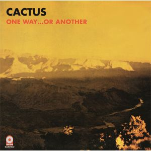 CACTUS - One Way...or Another LP Music On Vinyl BLACK