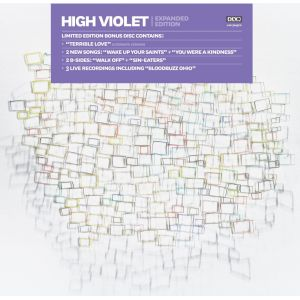 NATIONAL - High Violet Expanded Edition 2CD