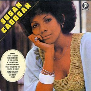 CADOGAN SUSAN - Susan Cadogan LP Trojan Records 2016 Reissue
