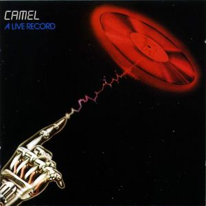 CAMEL - A live record 2CD