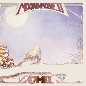 CAMEL - Moonmadness LP Universal