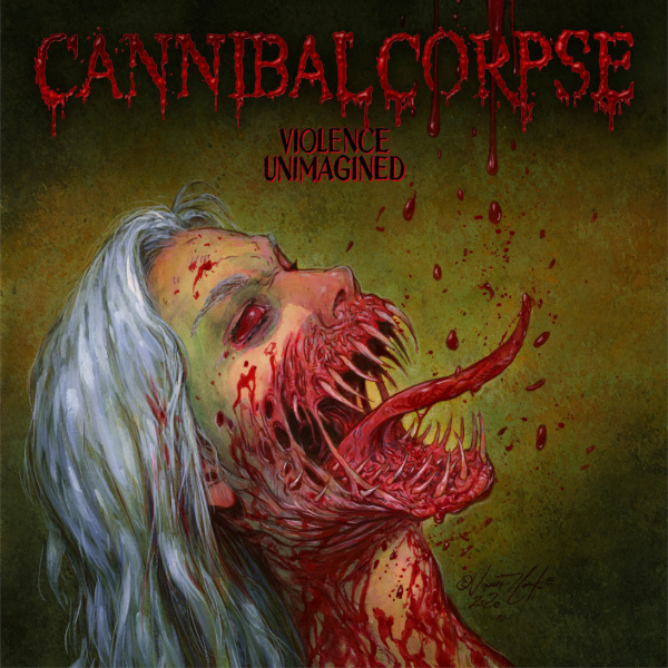 CANNIBAL CORPSE - Violence Unimagined LP UUSI Metal Blade