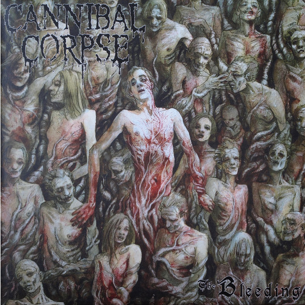 CANNIBAL CORPSE - The Bleeding LP UUSI Metal Blade