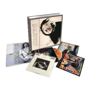CAPTAIN BEEFHEART - Sun Zoom Spark: 1970 to 1972 4CD BOX