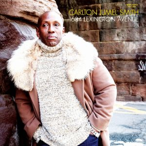 CARLTON JUMEL SMITH - 1634 Lexington Ave. LP Timmion Records
