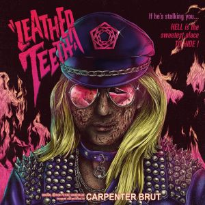 CARPENTER BRUT - Leather Teeth LP