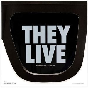 CARPENTER JOHN - They Live (Original Soundtrack) LP  	DEATH WALTZ RECORDING