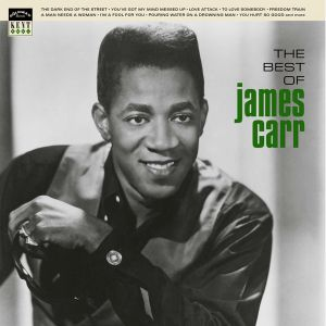 CARR JAMES - Best Of James Carr LP  Kent Soul