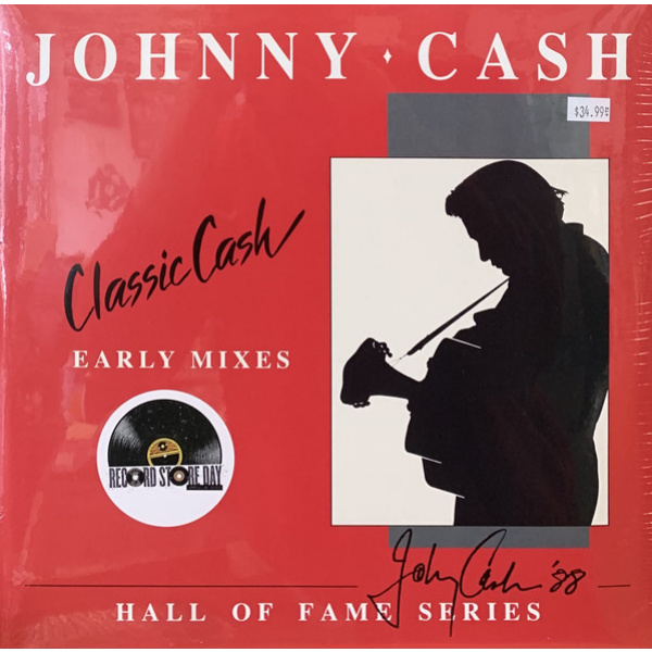 CASH JOHNNY -Classic Cash (Early Mixes) 2LP RSD2020 release