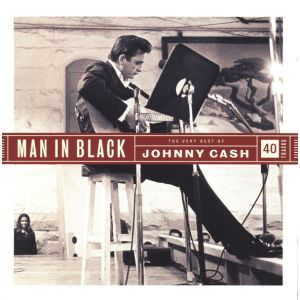 CASH JOHNNY - Man in black-The very best of 2CD