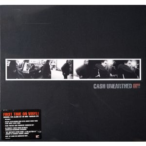 CASH JOHNNY - Unearthed 9LP BOX