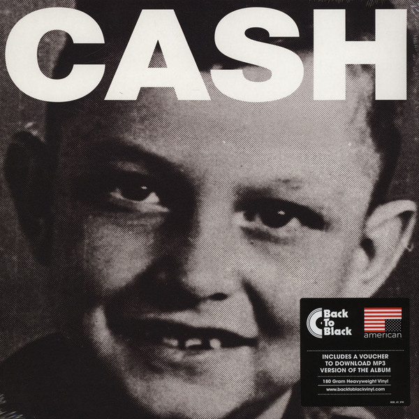 CASH JOHNNY - American VI: Ain't No Grave LP American Back To Black UUSI