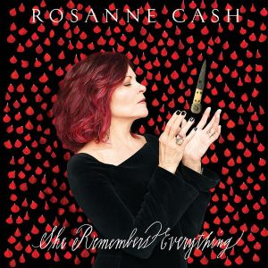 CASH ROSANNE -  She Remembers Everything CD