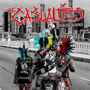 CASUALTIES - Chaos sound CD LTD DIGIBOX