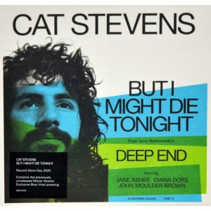 "Cat Stevens - But I Might Die Tonight 7"" Island Records RSD2020 release"