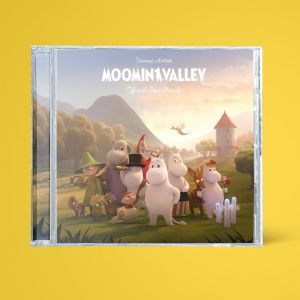 SOUNDTRACK - Moominvalley (Muumi) CD