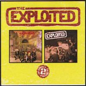 EXPLOITED - Troops of tomorrow / Apocalypse Punk Tour 81 2CD