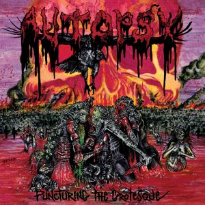 AUTOPSY - Puncturing the grotesque MLP