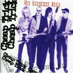 CHEAP TRICK - The authorized greatest hits