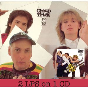 CHEAP TRICK - One on one/Next Position Please 2CD