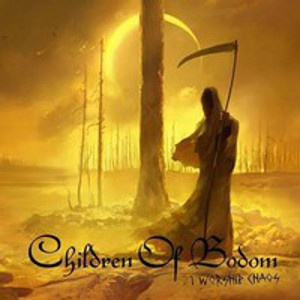 CHILDREN OF BODOM - I Worship Chaos LP Pic Disc