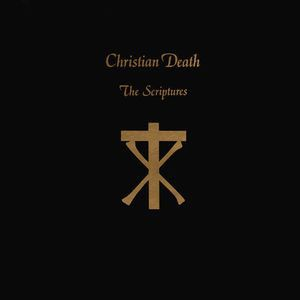 CHRISTIAN DEATH - The Scriptures LP WHITE VINYL