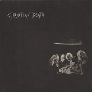 CHRISTIAN DEATH - Atrocities LP WHITE VINYL