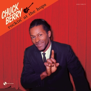 CHUCK BERRY - Rockin' At the Hops LP UUSI Pan-Am Records