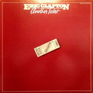 CLAPTON ERIC - Another ticket CD