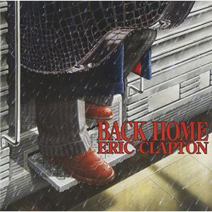 CLAPTON ERIC - Back home CD