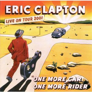 CLAPTON ERIC - One more car one more ride 2CD