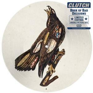 CLUTCH - Book of Bad Decisions 2LP LTD PIC DISC