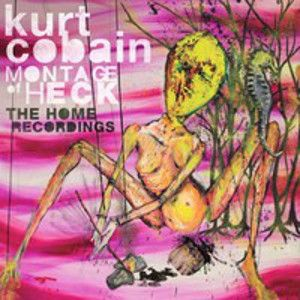 COBAIN KURT - Montage of heck: the home recordings 2LP