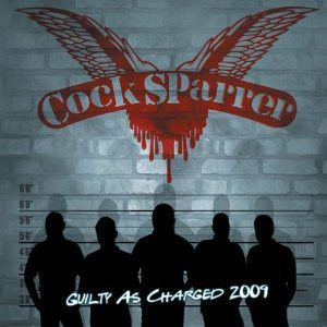 COCK SPARRER - Guilty as Charged 2009 Version CD