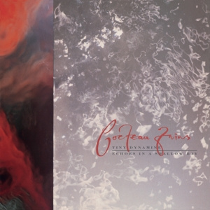 COCTEAU TWINS - Tiny Dynamine/Echoes In a Shallow LP