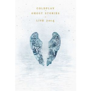 COLDPLAY - Ghost Stories – Live 2014 Blu-ray Disc+CD