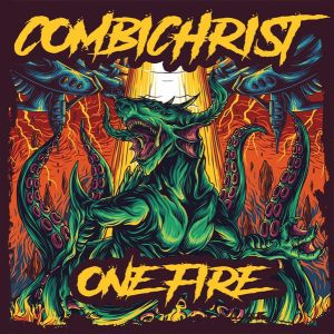 COMBICHRIST - One Fire CD