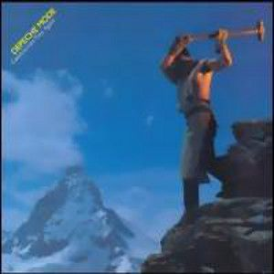 DEPECHE MODE - Construction time again LP Sony