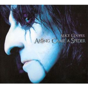 COOPER ALICE - Along Came A Spider CD