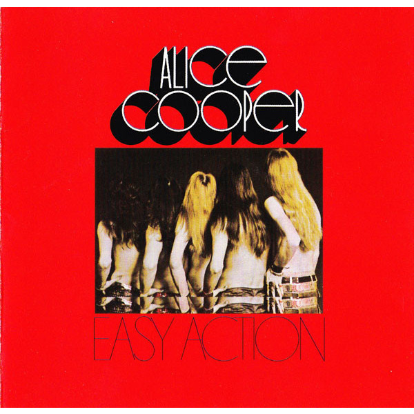 COOPER ALICE - Easy action CD