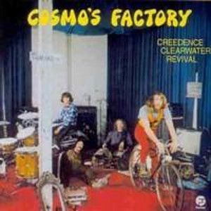 CREEDENCE CLEARWATER REVIVAL - Cosmo´s Factory 40th Anniversary Edition