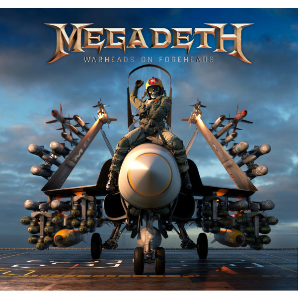 MEGADETH - Warheads on Foreheads 4LP