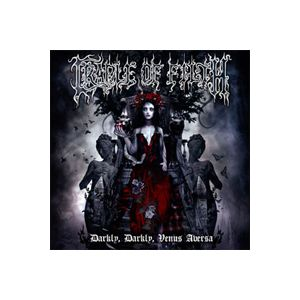 CRADLE OF FILTH - Darkly, Darkly, Venus Aversa 2CD