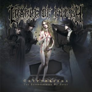 CRADLE OF FILTH - Cryptoriana - The Seductiveness of Decay 2LP