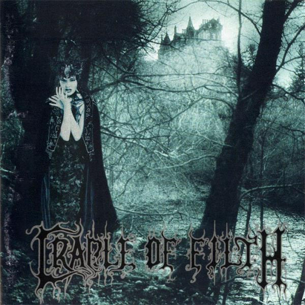 CRADLE OF FILTH - Dusk & her embrace CD