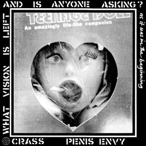 CRASS - Penis Envy CD