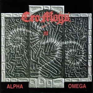 CRO-MAGS - Alpha Omega LP UUSI LTD grey vinyl