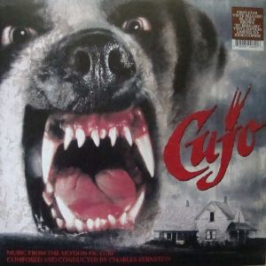 BERNSTEIN CHARLES - Cujo (Music From The Motion Picture) LP